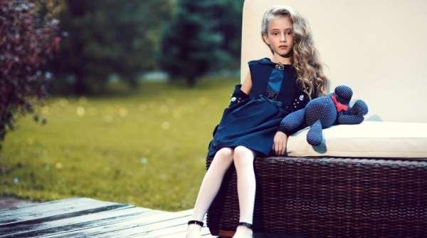 Топовая одежда для девочек в 2018 году