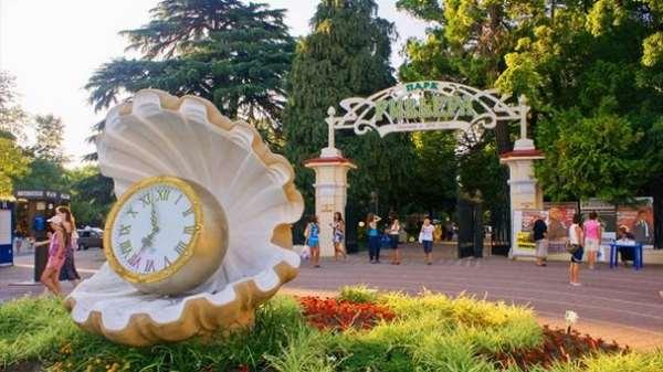 Парк Ривьера – главная достопримечательность Сочи