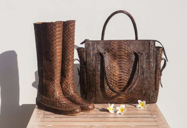 Женские сумки из натуральной кожи: как проверить подлинность материала
