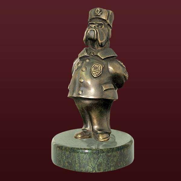Бронзовые статуэтки или лучший подарок на все времена