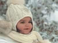 Детские зимние шапки оптом от производителя