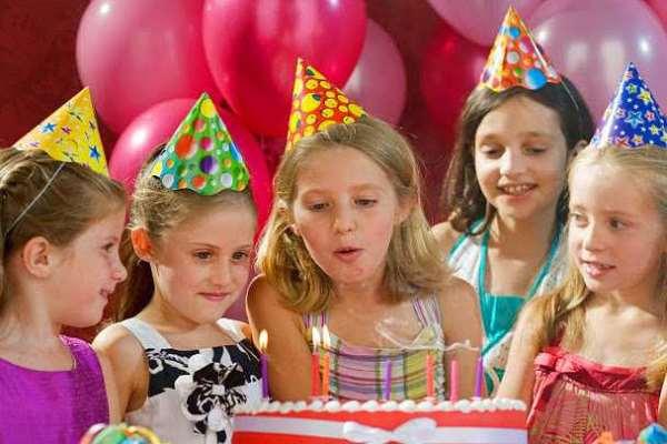 Идеи проведения дня рождения ребенка