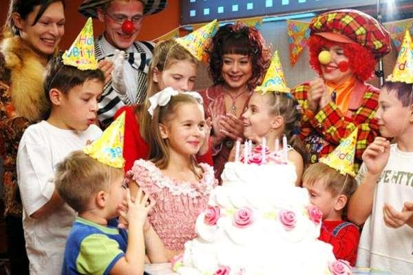 Организация детского дня рождения и правильная подготовка