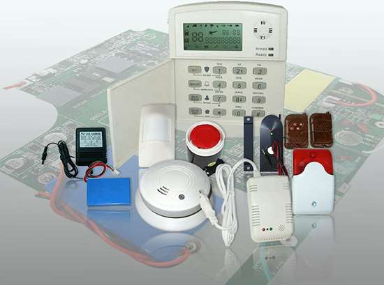 Преимущества GSM сигнализации