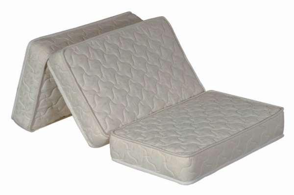 Складные матрасы или полноценное, но компактное спальное место