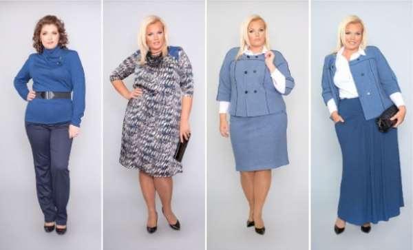 Несколько советов по выбору женской одежды больших размеров