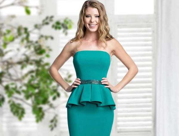 Оригинальный и стильные платья на все случаи жизни