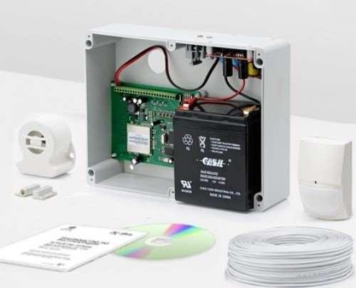 Настройка GSM сигнализации для дома