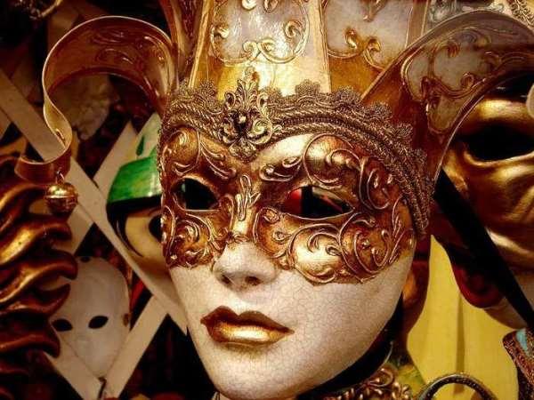 Новогодние маски к любым праздничным костюмам по привлекательной цене
