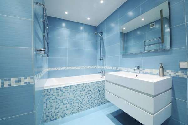 Ремонт ванной комнаты от профессионалов