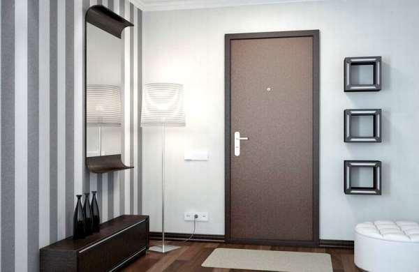 Входные металлические двери   надежная защита дома