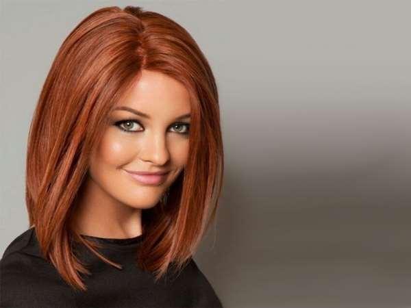 Лучшие идеи, как уложить волосы средней длинны