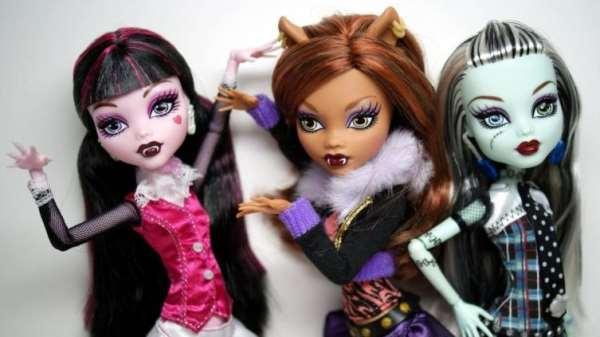 Куклы Монстер Хай для ребенка: взвешиваем за и против