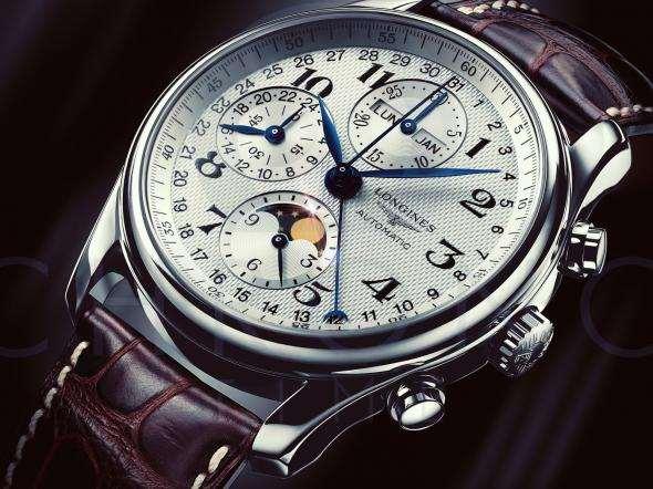 Стильные часы Longines для мужчин
