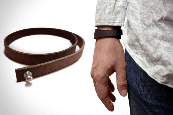 Кожаные браслеты   самый современный аксессуар