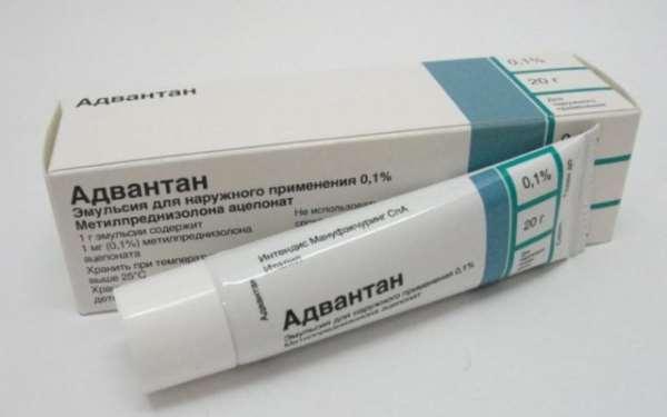 """В каких случаях специалисты рекомендуют использовать препарат """"Адвантан""""?"""