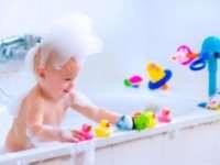 Необычные детские игрушки для купания в ванной