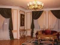 Роль штор в интерьере помещения