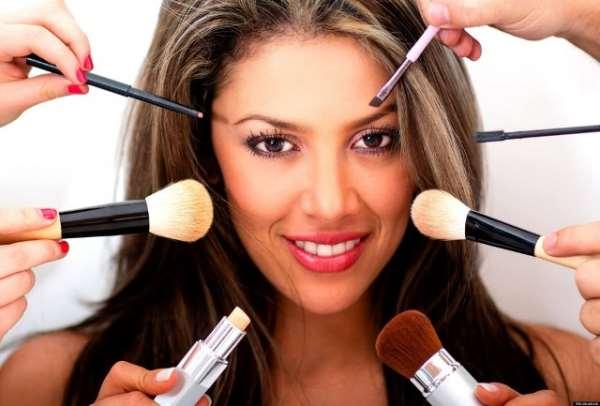 """Широкий выбор кистей для создания профессионального макияжа в """"Kodi professional"""""""