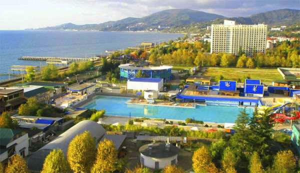 Лучший отдых на курортах Сочи