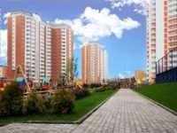 Некрасовка – новый благоустроенный микрорайон в Москве