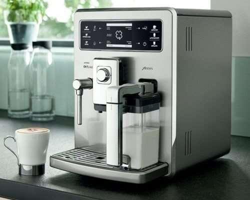 Профессиональные кофемашины для ароматного напитка