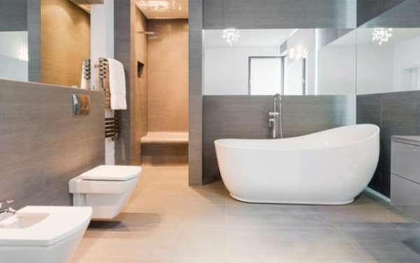 Огромный выбор ванн и сантехники для идеальной ванной комнаты