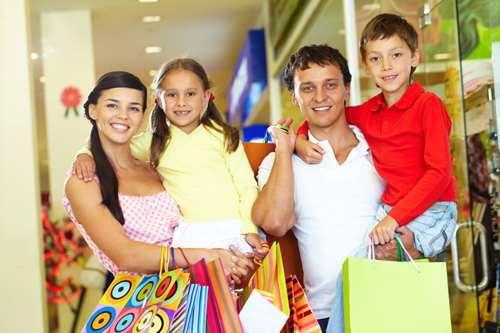 Семейный шопинг может и должен быть в удовольствие