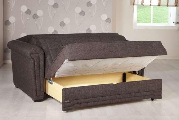 Матрасы на диваны «Аккордеон» могут быть удобными и комфортными