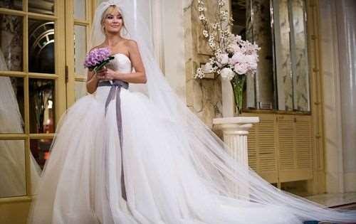 Идеальное свадебное платье для утонченных невест