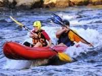 Необходимый инвентарь высокого качества для водного туризма