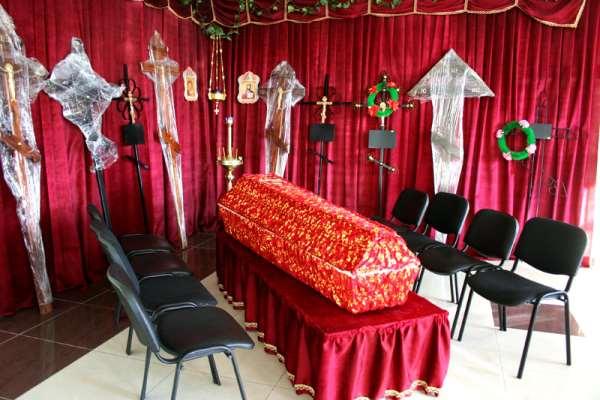 Все ритуальные услуги в Домодедово