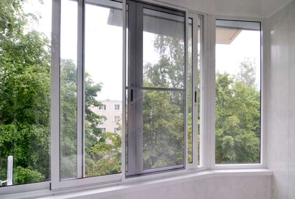 Высококачественные окна из алюминиевых и ПВХ профилей