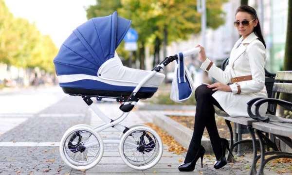 Важные правила выбора детской коляски для новорожденного