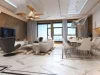 Пробуем воссоздать современный дизайн интерьера в квартире