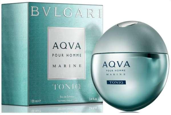 Мужская туалетная вода «Bvlgari»   Aqua Marine – выбор решительных мужчин