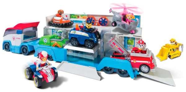 Игрушки «Щенячий патруль»   отличный подарок для мальчиков и девочек