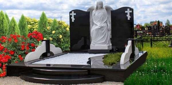 Монумент – изготовление и установка памятников на могилу