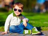 Какую обувь выбрать ребенку для весны?