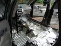 Ризолин для самостоятельной шумоизоляции автомобиля