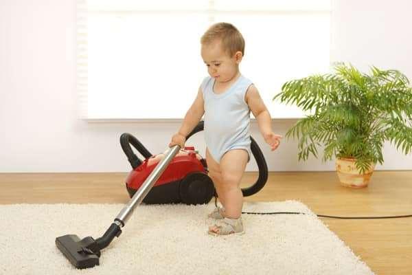 Уборка в детской комнате от профессионалов