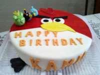 Детский торт на заказ как основная услуга кондитерской Joy Cakes