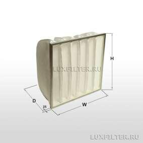 Воздушные фильтры для систем кондиционирования и вентиляции