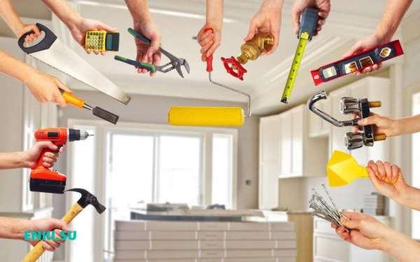Кому доверить строительно ремонтные работы
