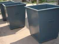 Металлические мусорные контейнеры на выгодных условиях