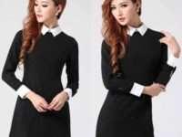Школьные платья — стильный образ для девочки