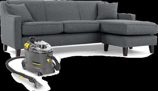 Химчистка дивана как способ вернуть ему былую «свежесть»