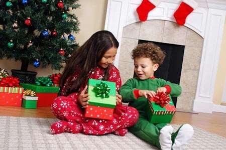 Как выбрать ребенку самый подходящий подарок на новый год?