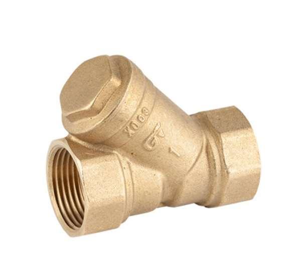 Фильтр сетчатый фланцевый GROSS для первичной очистки воды