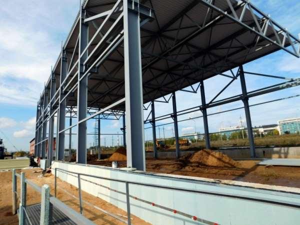 Преимущества конструкций из алюминия и стали в современном строительстве